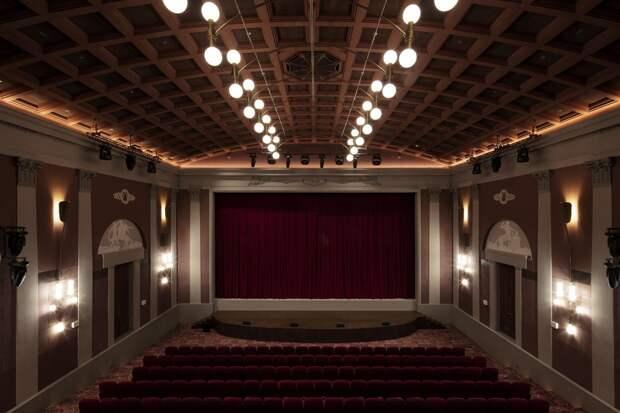 Отреставрированный «Художественный» откроется 9 апреля