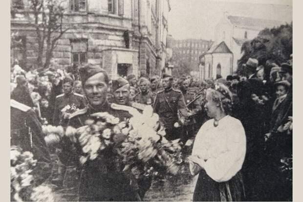 День освобождения Таллина: как столица Эстонии встречала советских воинов