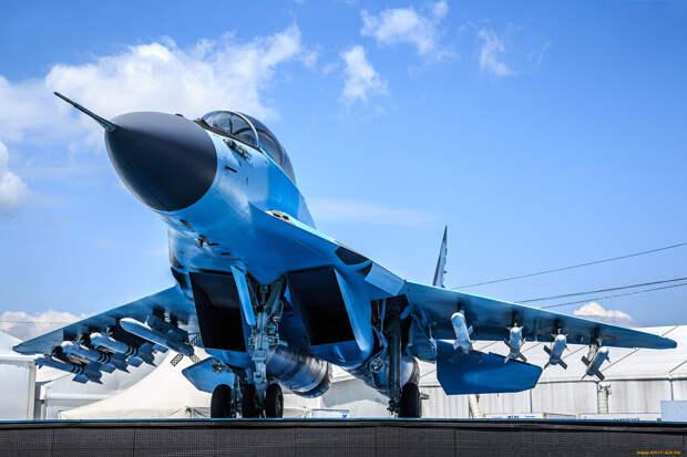 Россия может устроить своим МиГ-35 рекламную кампанию в Сирии