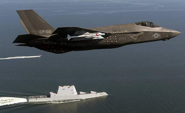 ИНОСМИ: Как Россия в случае войны намерена уничтожать американские F-22 и F-35