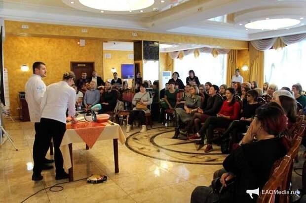 Конференция рестораторов впервые прошла в Биробиджане