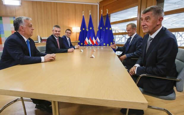 Как поменяются роли внутри ЕС после коронавируса?