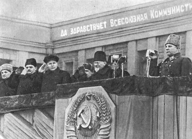 Советский полководец Пётр Кириллович Кошевой