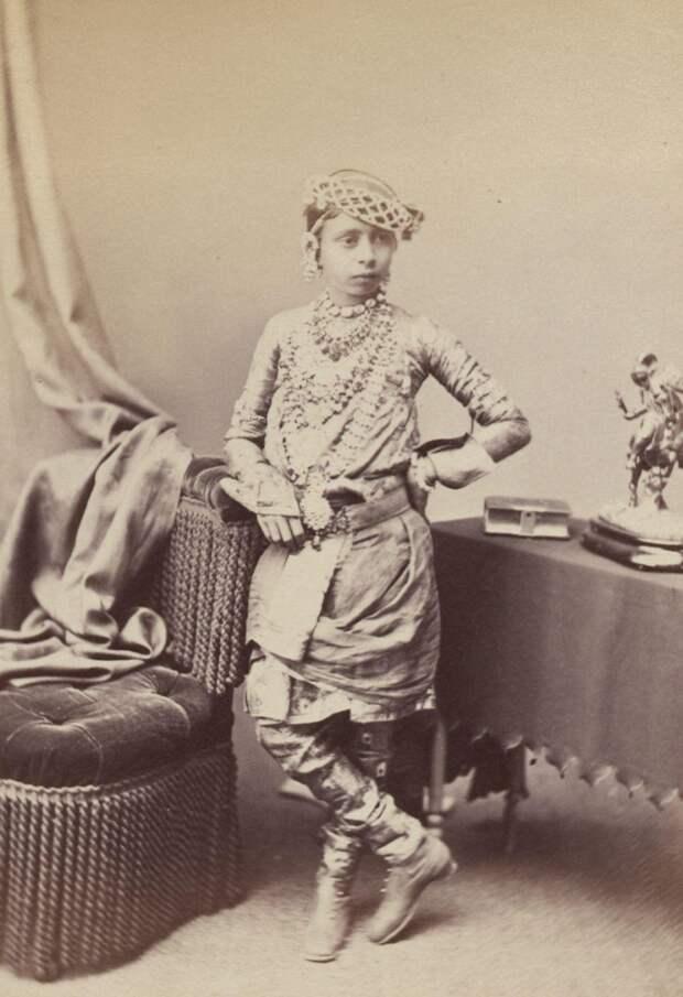Albom fotografii indiiskih vzgliadov liudei 6