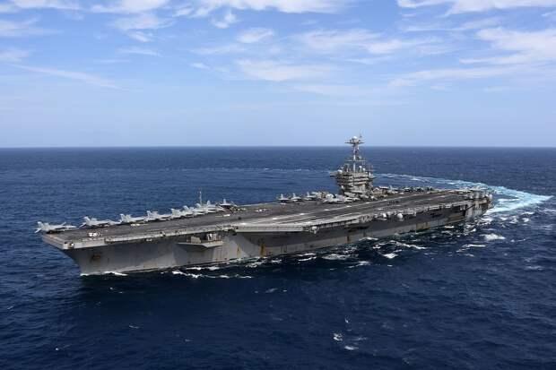 Sohu: подлодки России способны уничтожить грозный авианосец США в четыре шага