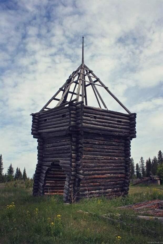 Уральская «фабрика грёз» на Чусовой