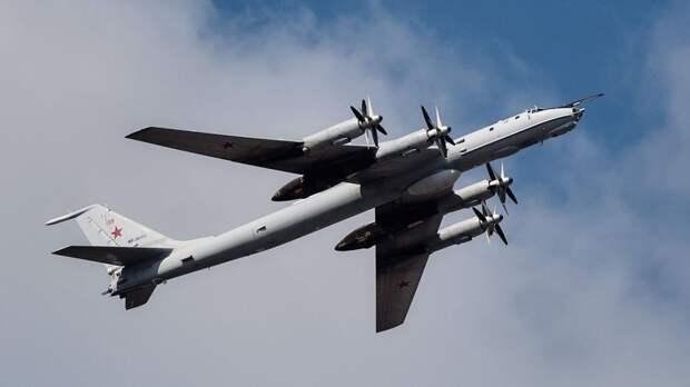 Дальний противолодочный самолёт Ту-142