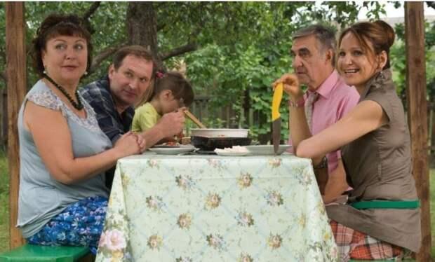 Добронравов подтвердил, что Артемьева не снимется в новых «Сватах»