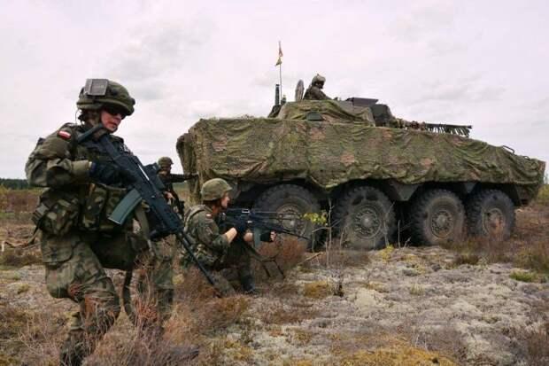 «Сувалкский коридор»: соотношение сил НАТО и России при гипотетическом боестолкновении