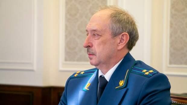 Депутаты Заксобрания единогласно согласовали назначение нового омского прокурора