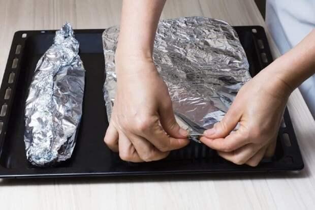 рецепт запеченной скумбрии в фольге