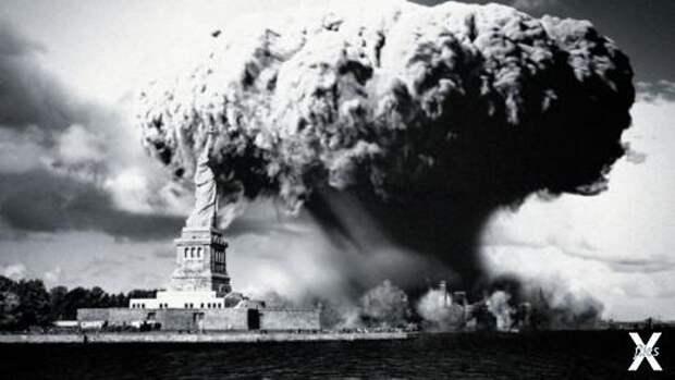 Взрыв, которого не случилось...