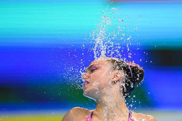 Британская гимнастка Кейт Шотмэн