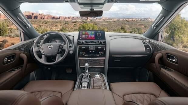 Новый Nissan Armada 2021 - убийца Land Cruiser? Все ли с ним так хорошо...