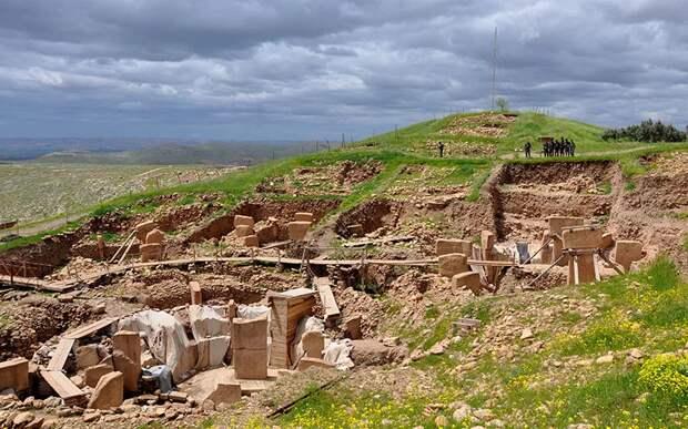 Раскопки Норсун-Тепе