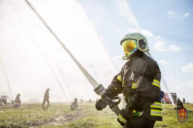 Московские пожарные создают новые отряды