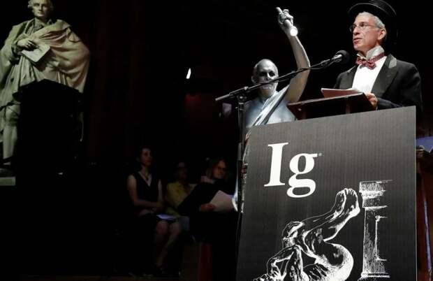 Шуточные Ig® – Нобелевские премии 2020 года и лживая «премия ВРАЛ»