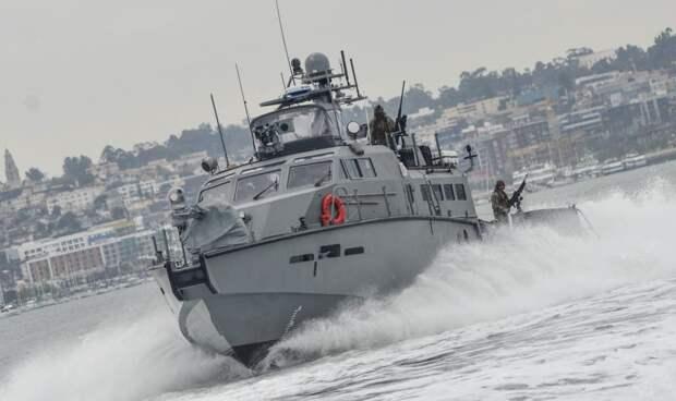 США продает Украине списанные патрульные катера