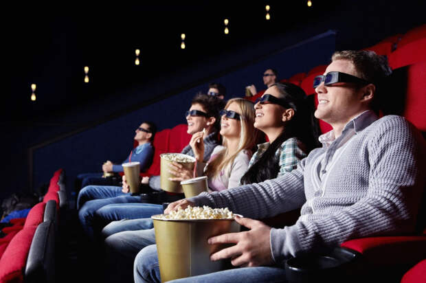 На Кубани откроют кинотеатры