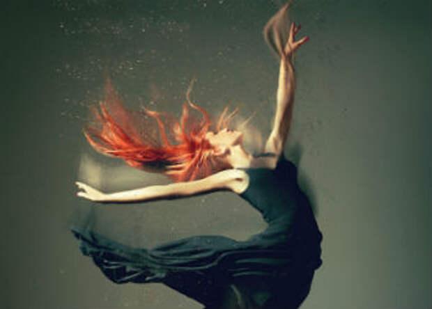 Раствориться в движении: танцоры в объективе Пистола Уиша