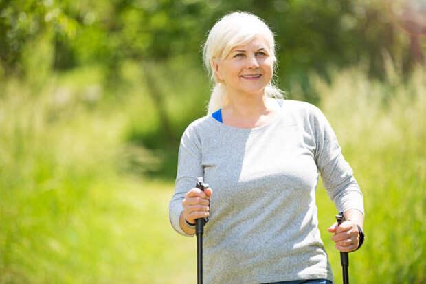 Не пренебрегайте физическими нагрузками, они подарят вам чувство уверенности и помогут легче пройти через испытание климаксом