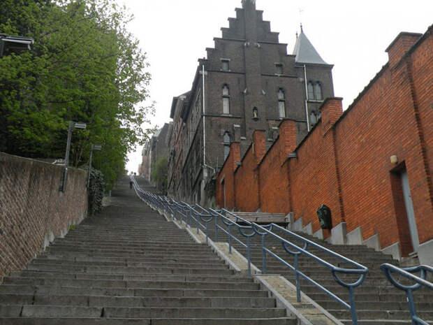 Самые красивые лестницы мира