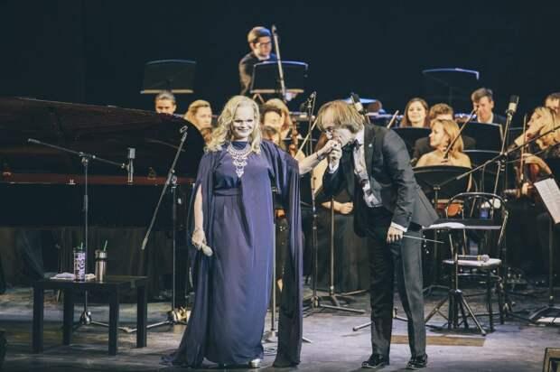 Лариса Долина. Фото: официальная страница певицы во ВКонтакте