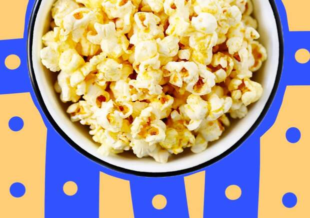 Попкорн: как приготовить вдомашних условиях