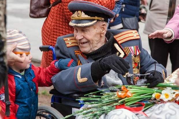 5 млн рублей перечислят ветеранам из Новосибирска ко Дню Победы-2021