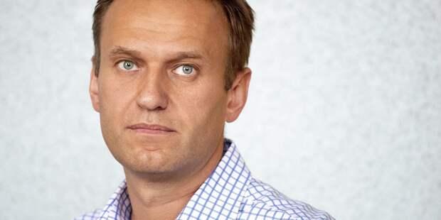Навальный вышел на связь