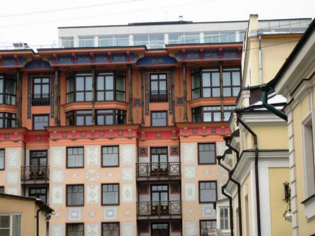 Самые необычные дома Москвы: ТОП-17