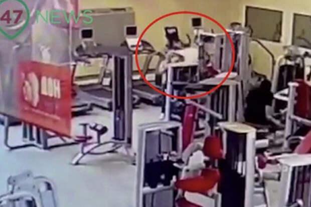 В московском фитнес-центре застрелили вора в законе Альберта Рыжего