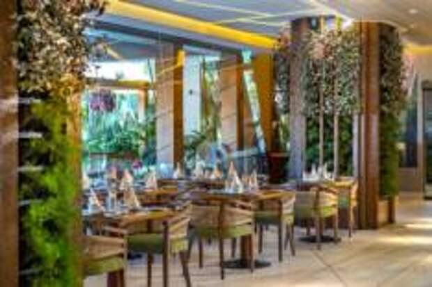 Four Seasons Cyprus представляет вегетарианское меню от знаменитого шеф-повара Эдди Шепарда