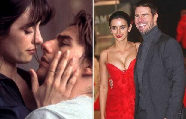 20 звёздных пар, которые влюбились друг в друга во время киносъемок