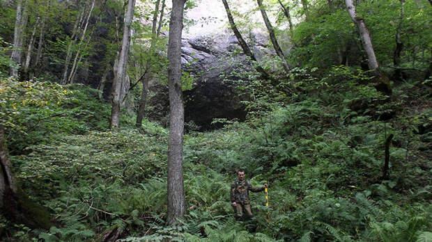 Археологи исследовали древнюю охотничью стоянку в Приэльбрусье