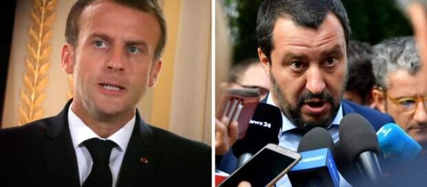 Конфликт Парижа и Рима грозит охватить всю Европу