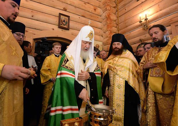 Зачем русские построили церковь в Антарктиде? (ФОТО)