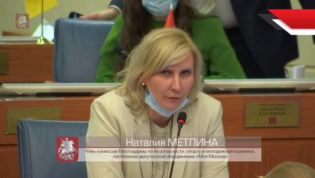 Н. Метлина заявила, что ветераны в России окружены такой заботой государства и получают такое количество льгот, что им дополнительно ничего не надо