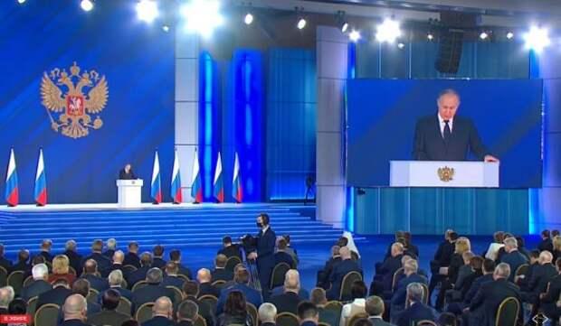 Путин: Россияне недолжны платить заподключение кгазу