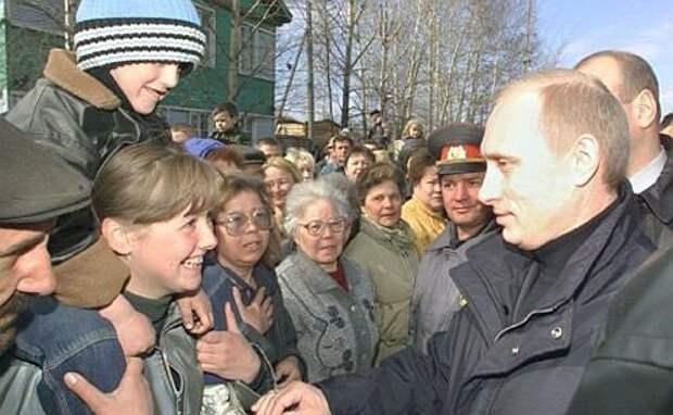 Где настоящий президент? Большая часть населения уже не понимает, кто такой Путин, и кто вообще руководит страной