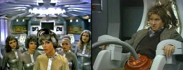 В космосе никто не услышит, как вы визжите: изящные научно-фантастические фильмы 70х кино, плакат, постер, ретро, фантастика, фильм