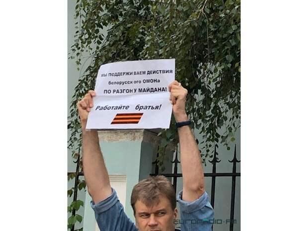Рабочий класс на страже Белоруссии?