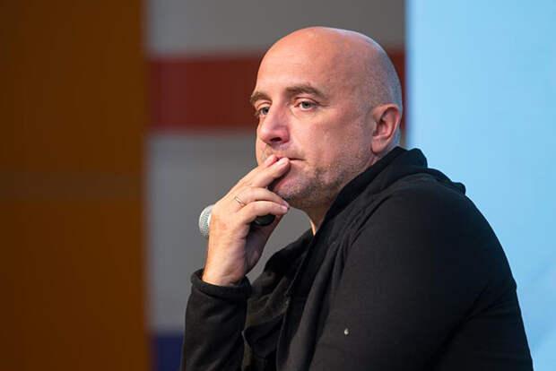 Захар Прилепин возглавил новую партию «За правду»