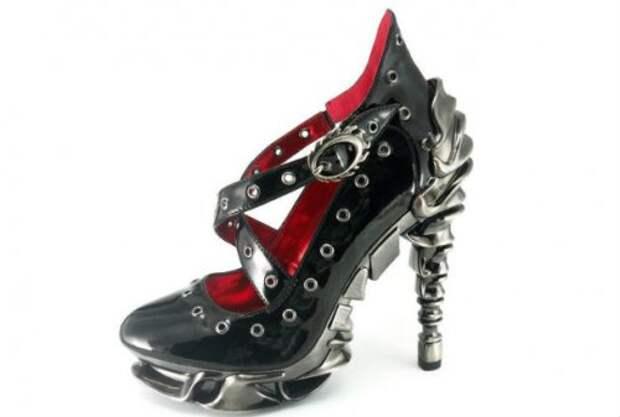 17 примеров странной и необычной обуви, которая точно привлечёт внимание к своему владельцу