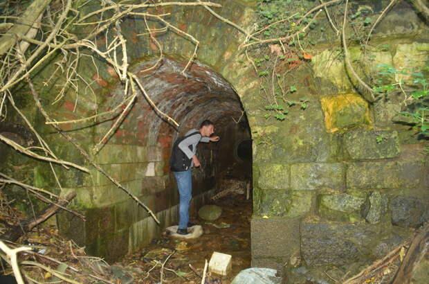 Изучаем подземелье.