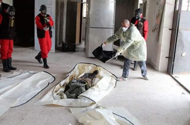 ОЗХО огласит виновных в химатаках в Сирии