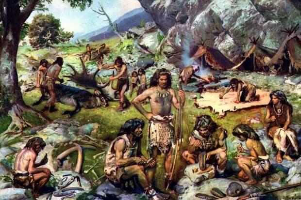 10 странных, ноувлекательных проблем древних людей