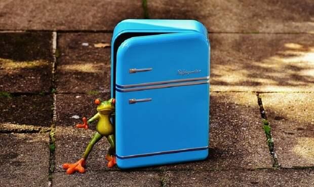 Смертельные прятки: холодильник старого образца оказался ловушкой для ребенка