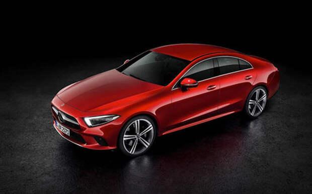 Mercedes-Benz отзывает автомобили из-за ремней безопасности