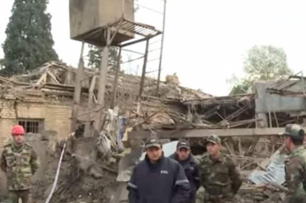 Армения нанесла ракетный удар по аэродрому с турецкими F-16